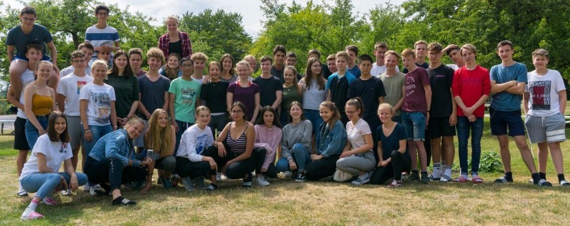 Besinnungstage der 10. Klassen in Sülzburg