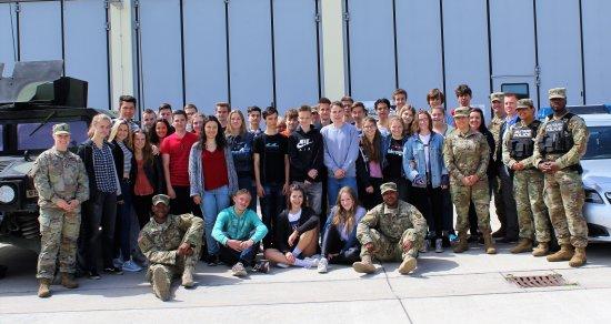 On Duty – Ausflug zur U.S. Army Grafenwöhr
