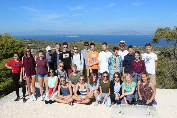 Griechenlandfahrt der 10.Klassen