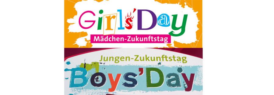 Girls' and Boys' Day – Berufe ausprobieren ohne Grenzen