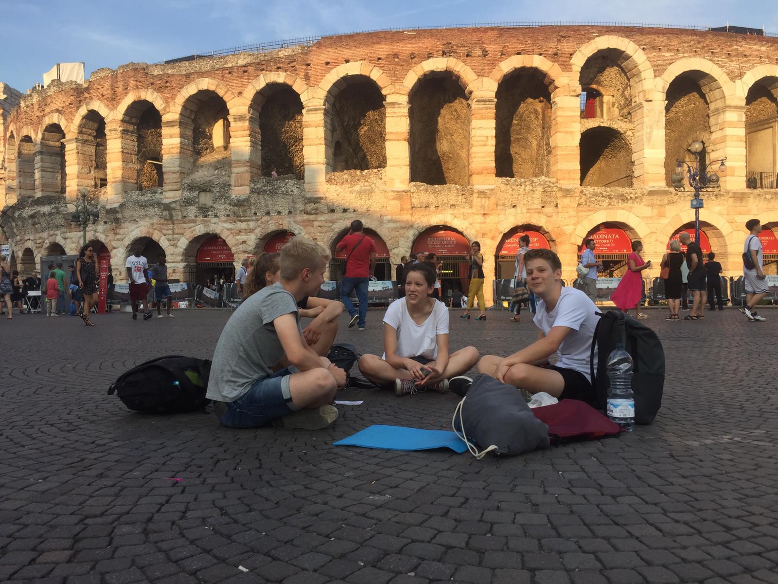 Musikreise nach Verona 2019