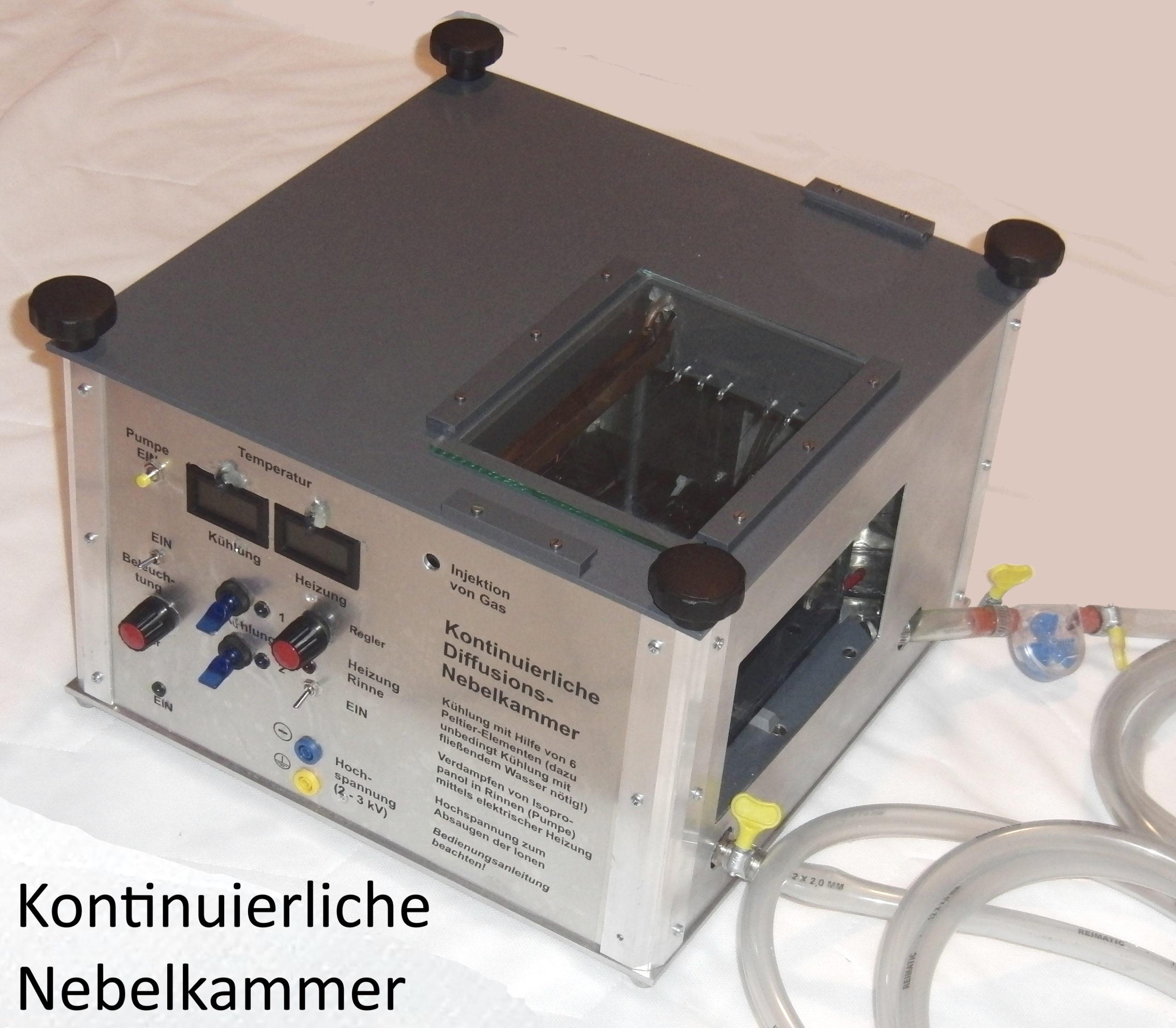 Patenschaft des Department Physik der Universität Erlangen