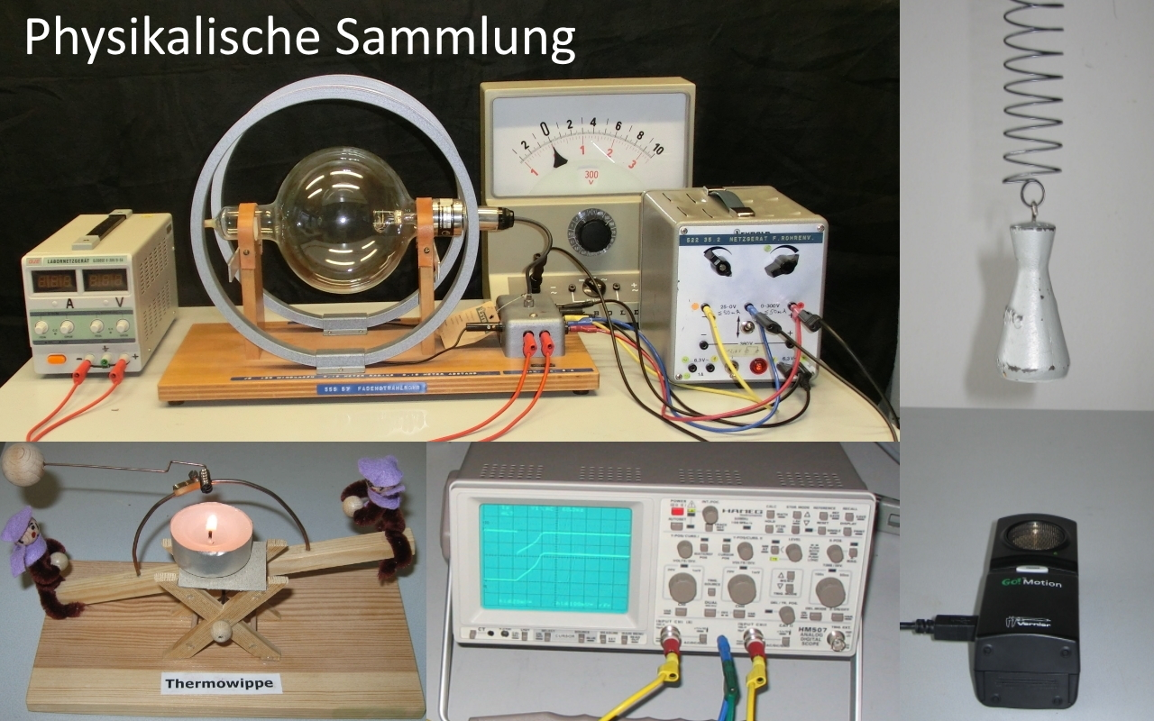 Read more about the article Physikalische Sammlung