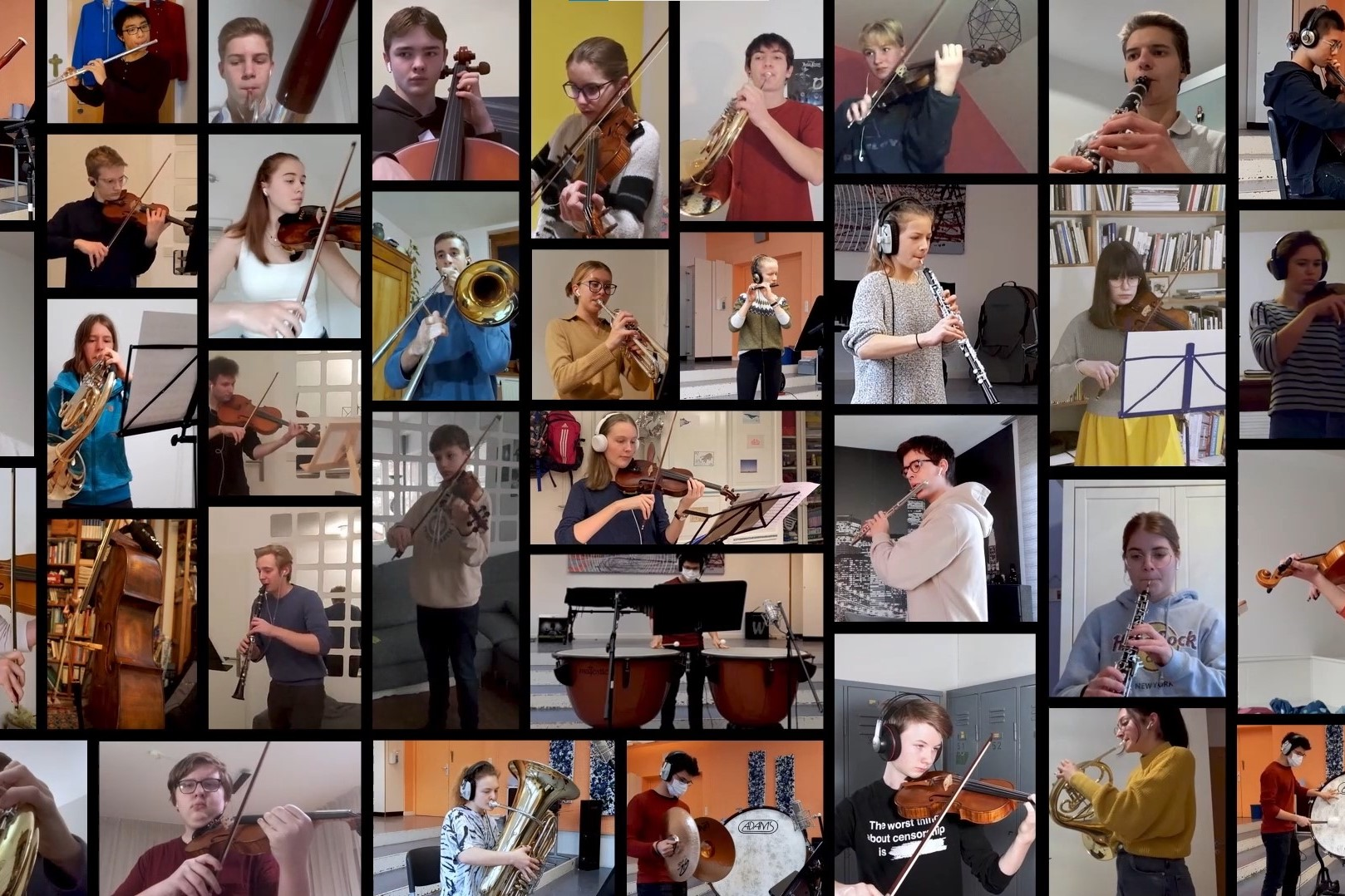 You are currently viewing Video-Projekt des Orchesters